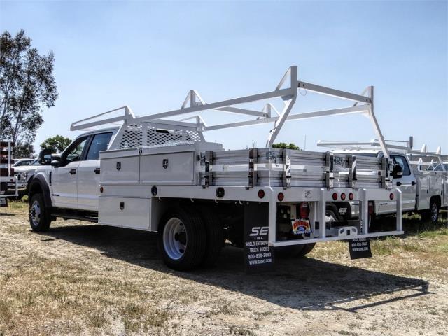 2020 Ford F-450 Crew Cab DRW 4x2, Scelzi CTFB Contractor Body #FL2182 - photo 2