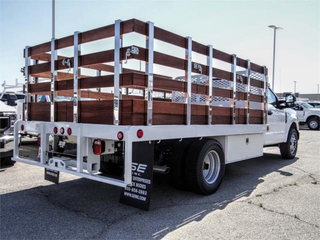 2020 F-350 Regular Cab DRW 4x2, Scelzi WFB Stake Bed #FL2183 - photo 4