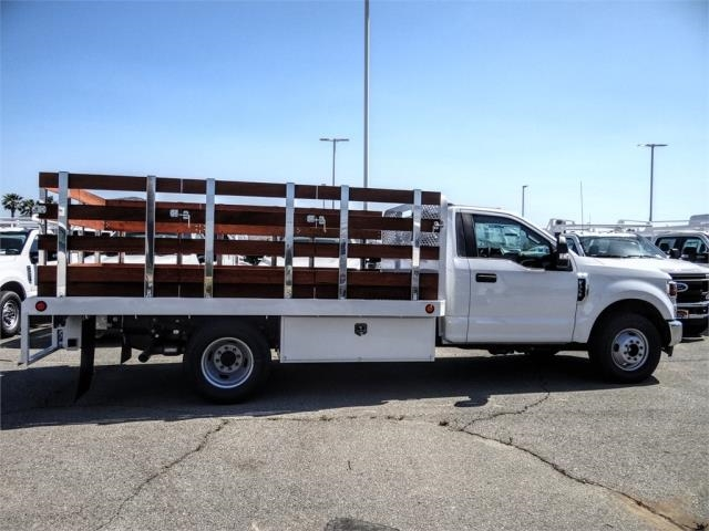 2020 F-350 Regular Cab DRW 4x2, Scelzi WFB Stake Bed #FL2183 - photo 5