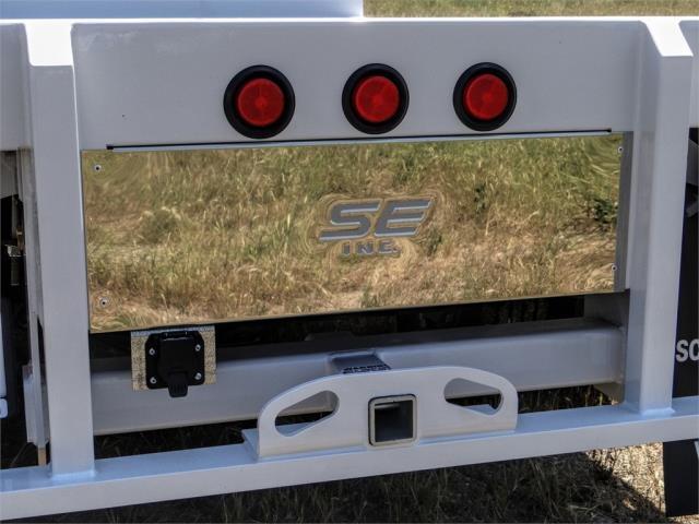2020 Ford F-450 Regular Cab DRW 4x2, Scelzi WFB Flatbed #FL2193 - photo 10