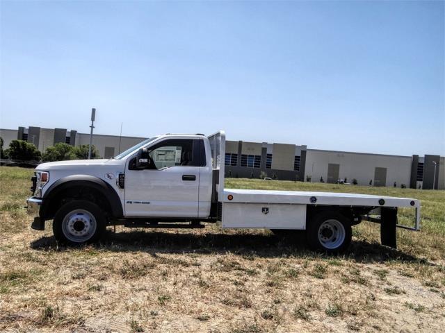 2020 Ford F-450 Regular Cab DRW 4x2, Scelzi WFB Flatbed #FL2193 - photo 3
