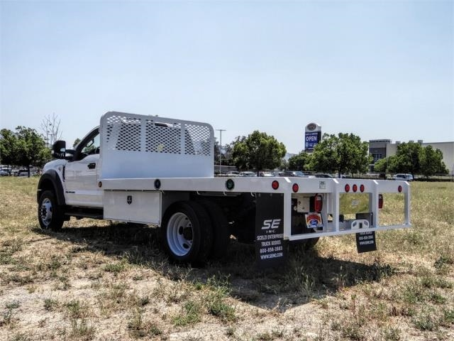 2020 Ford F-450 Regular Cab DRW 4x2, Scelzi WFB Flatbed #FL2193 - photo 2
