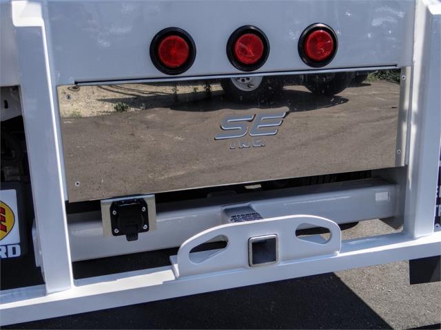 2020 Ford F-450 Crew Cab DRW 4x2, Scelzi WFB Stake Bed #FL2194 - photo 10