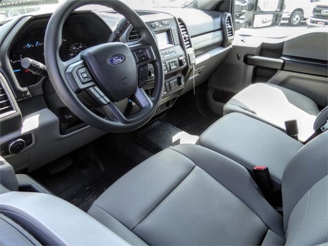 2020 Ford F-450 Crew Cab DRW 4x2, Scelzi WFB Stake Bed #FL2194 - photo 8