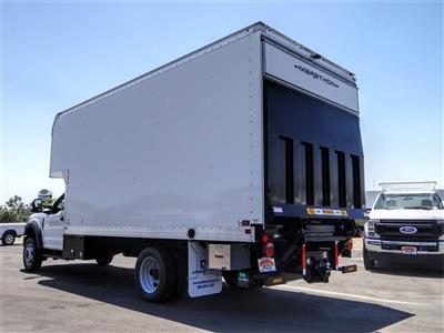 2020 Ford F-550 Regular Cab DRW 4x2, Marathon FRP High Cube Dry Freight #FL2195 - photo 2