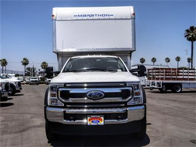 2020 Ford F-550 Regular Cab DRW 4x2, Marathon FRP High Cube Dry Freight #FL2195 - photo 7