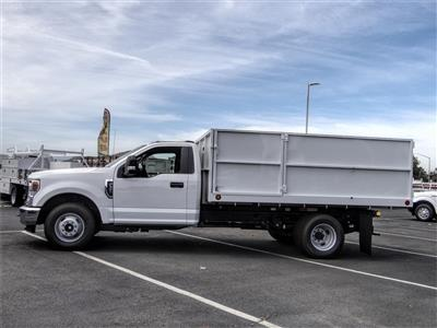 2020 Ford F-350 Regular Cab DRW 4x2, Scelzi Landscape Dump #FL2197 - photo 3