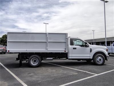 2020 Ford F-350 Regular Cab DRW 4x2, Scelzi Landscape Dump #FL2197 - photo 5