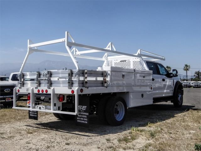 2020 Ford F-450 Crew Cab DRW 4x2, Scelzi CTFB Contractor Body #FL2199 - photo 4