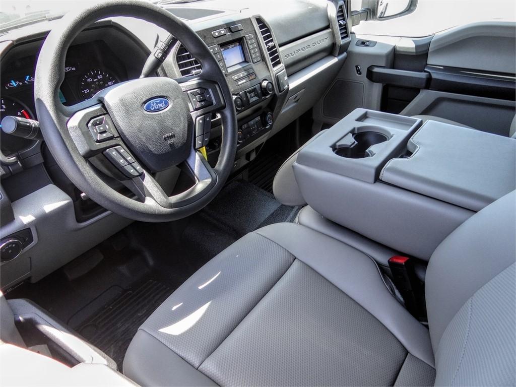 2020 Ford F-450 Crew Cab DRW 4x2, Scelzi Stake Bed #FL2200 - photo 9