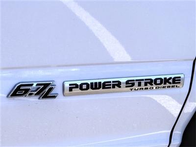 2020 Ford F-450 Crew Cab DRW 4x2, Scelzi Stake Bed #FL2200 - photo 10