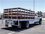 2020 Ford F-450 Crew Cab DRW 4x2, Scelzi WFB Stake Bed #FL2200 - photo 4