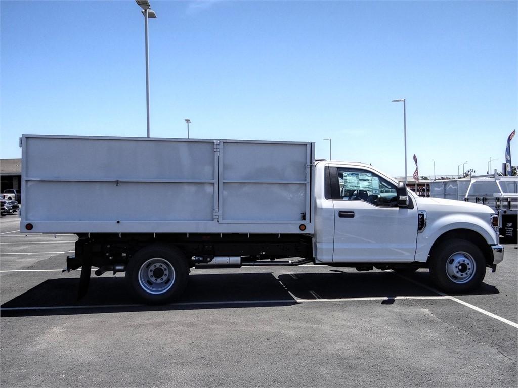 2020 Ford F-350 Regular Cab DRW 4x2, Scelzi Landscape Dump #FL2203 - photo 5