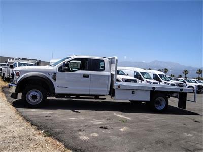 2020 Ford F-450 Super Cab DRW 4x2, Scelzi WFB Flatbed #FL2207 - photo 3