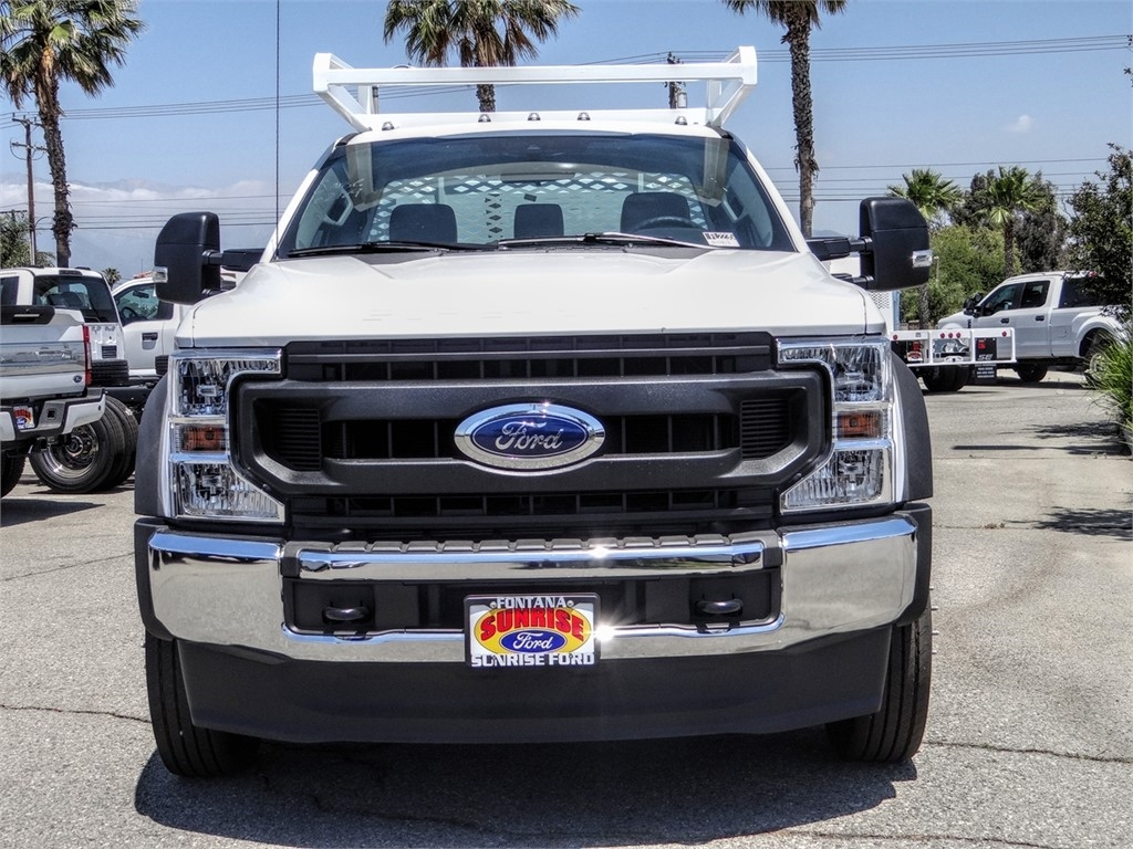 2020 Ford F-450 Regular Cab DRW 4x2, Scelzi CTFB Contractor Body #FL2235 - photo 6
