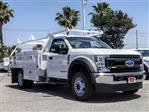 2020 Ford F-450 Regular Cab DRW 4x2, Scelzi CTFB Contractor Body #FL2235 - photo 5