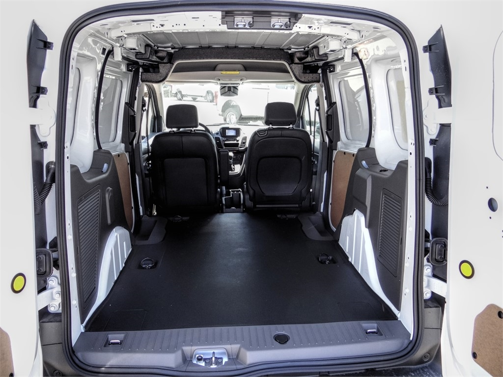 2020 Ford Transit Connect, Empty Cargo Van #FL2236 - photo 2