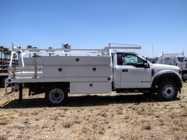 2020 Ford F-550 Regular Cab DRW 4x2, Cab Chassis #FL2265 - photo 5