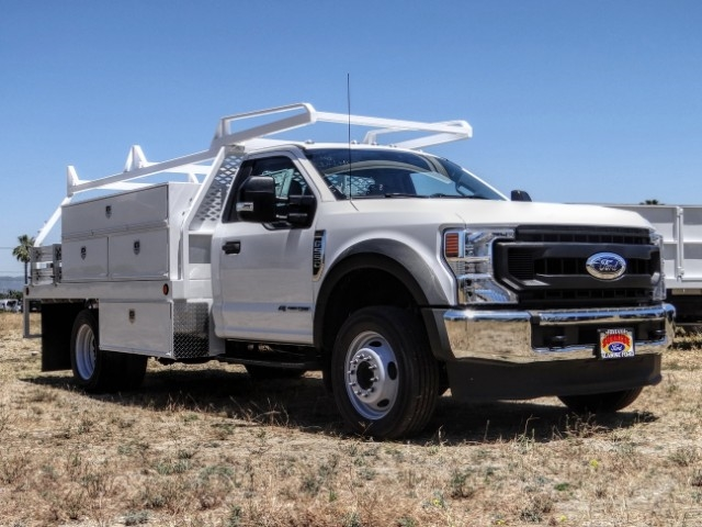 2020 Ford F-550 Regular Cab DRW 4x2, Cab Chassis #FL2265 - photo 6