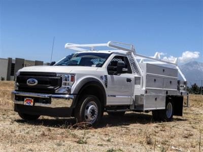 2020 Ford F-550 Regular Cab DRW 4x2, Cab Chassis #FL2265 - photo 1