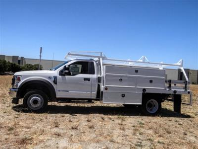2020 Ford F-550 Regular Cab DRW 4x2, Cab Chassis #FL2265 - photo 3