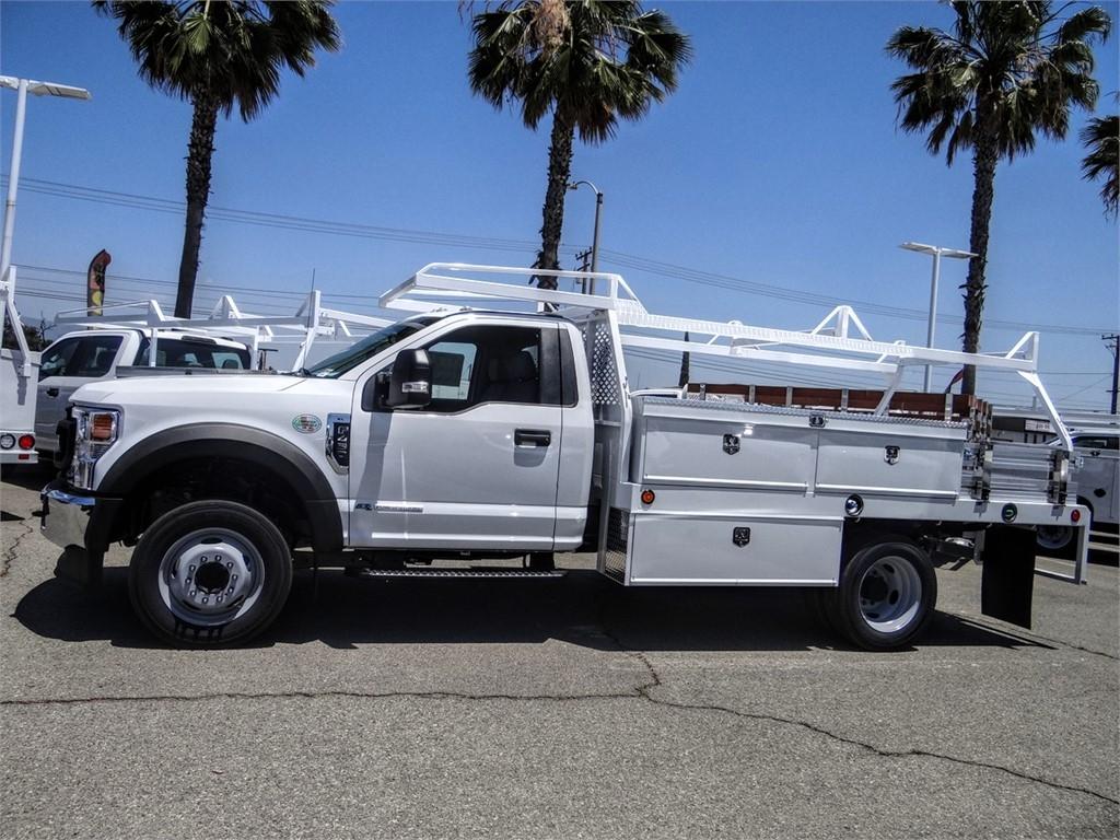 2020 F-450 Regular Cab DRW 4x2, Scelzi CTFB Contractor Body #FL2272 - photo 3