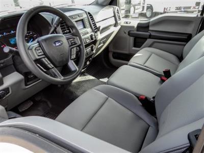 2020 Ford F-450 Regular Cab DRW 4x2, Harbor Black Boss Stake Bed #FL2272 - photo 11