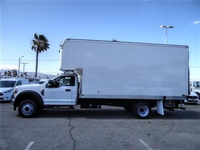 2020 Ford F-550 Regular Cab DRW 4x2, Marathon Dry Freight #FL2274 - photo 3