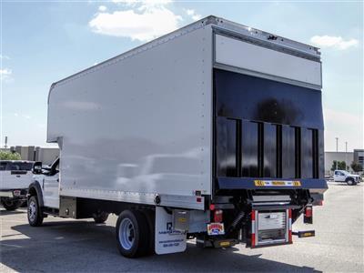 2020 Ford F-550 Regular Cab DRW 4x2, Marathon Dry Freight #FL2274 - photo 2