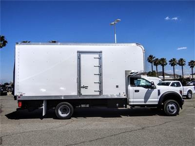 2020 Ford F-550 Regular Cab DRW 4x2, Marathon Dry Freight #FL2274 - photo 5