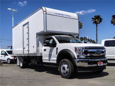 2020 Ford F-550 Regular Cab DRW 4x2, Marathon Dry Freight #FL2274 - photo 6