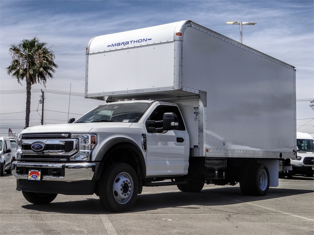 2020 Ford F-550 Regular Cab DRW 4x2, Marathon Dry Freight #FL2275 - photo 1