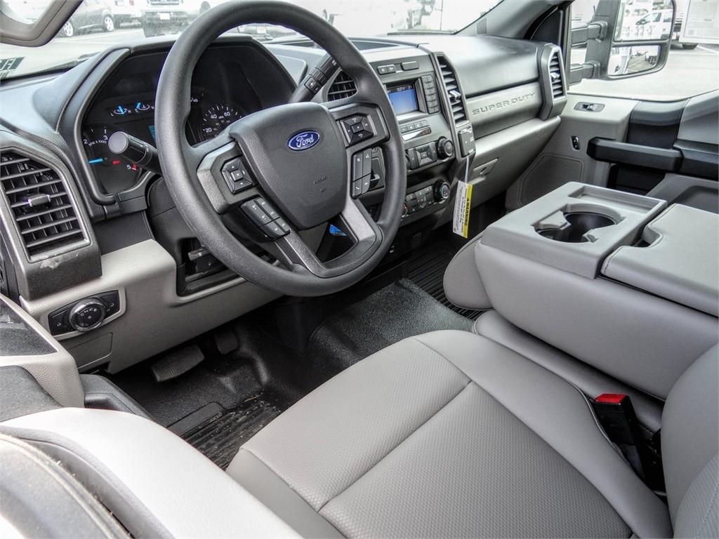 2020 Ford F-450 Regular Cab DRW 4x2, Scelzi WFB Stake Bed #FL2276 - photo 8