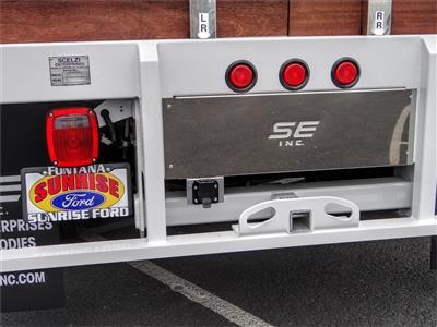 2020 Ford F-450 Regular Cab DRW 4x2, Scelzi WFB Stake Bed #FL2276 - photo 10