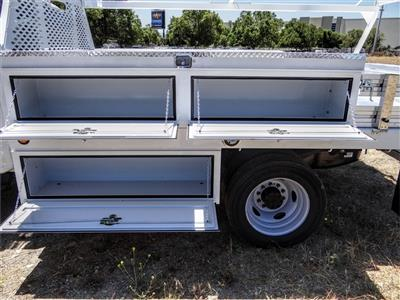 2020 Ford F-450 Regular Cab DRW 4x2, Scelzi CTFB Contractor Body #FL2278 - photo 9