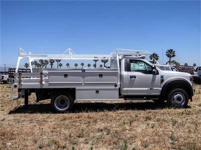 2020 Ford F-450 Regular Cab DRW 4x2, Scelzi CTFB Contractor Body #FL2278 - photo 5