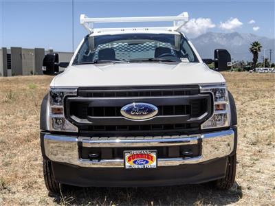 2020 Ford F-450 Regular Cab DRW 4x2, Scelzi CTFB Contractor Body #FL2278 - photo 7