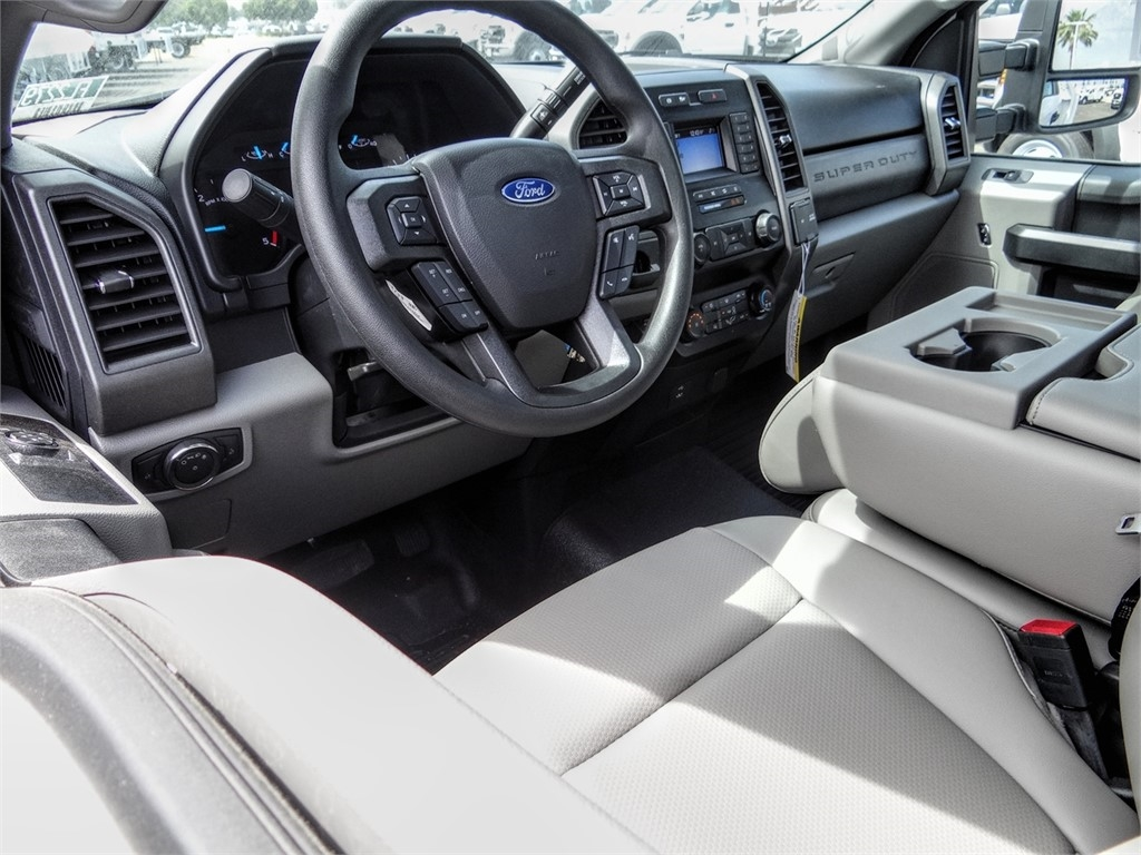 2020 Ford F-450 Regular Cab DRW 4x2, Scelzi CTFB Contractor Body #FL2279 - photo 9
