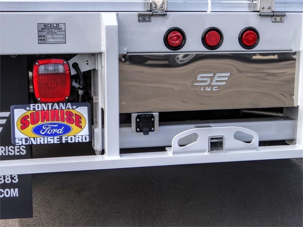 2020 Ford F-450 Regular Cab DRW 4x2, Scelzi CTFB Contractor Body #FL2279 - photo 12