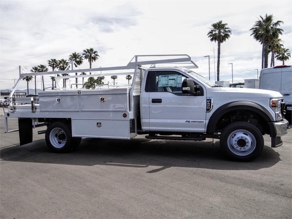 2020 Ford F-450 Regular Cab DRW 4x2, Scelzi CTFB Contractor Body #FL2279 - photo 5