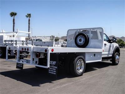 2020 Ford F-550 Regular Cab DRW 4x2, Scelzi WFB Flatbed #FL2318 - photo 4