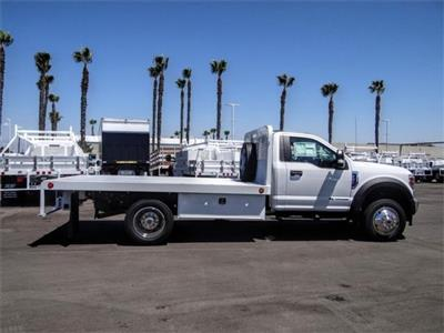 2020 Ford F-550 Regular Cab DRW 4x2, Scelzi WFB Flatbed #FL2318 - photo 5