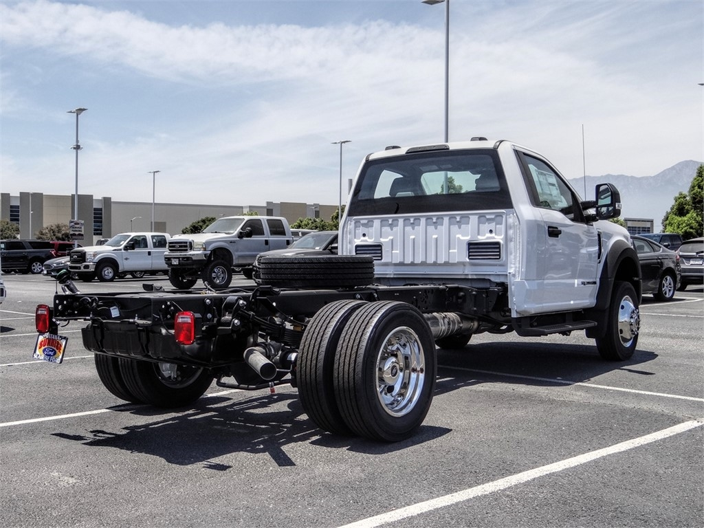 2020 Ford F-550 Regular Cab DRW 4x2, Cab Chassis #FL2319 - photo 4