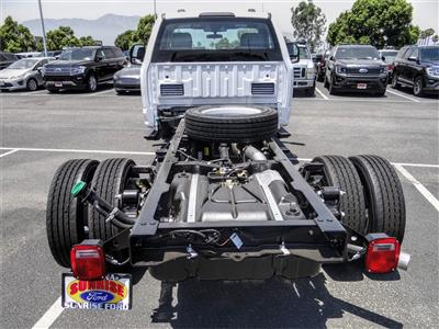 2020 Ford F-550 Regular Cab DRW 4x2, Cab Chassis #FL2319 - photo 10