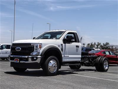 2020 Ford F-550 Regular Cab DRW 4x2, Cab Chassis #FL2319 - photo 1