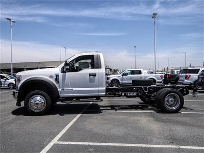 2020 Ford F-550 Regular Cab DRW 4x2, Cab Chassis #FL2319 - photo 3