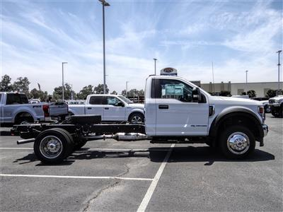 2020 Ford F-550 Regular Cab DRW 4x2, Cab Chassis #FL2319 - photo 5