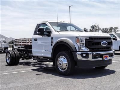 2020 Ford F-550 Regular Cab DRW 4x2, Cab Chassis #FL2319 - photo 6
