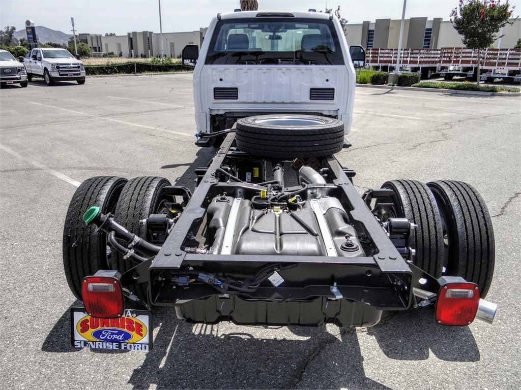 2020 Ford F-550 Regular Cab DRW 4x2, Cab Chassis #FL2320 - photo 10
