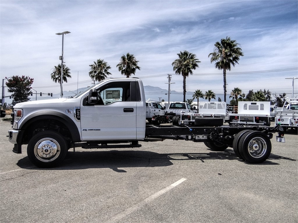 2020 Ford F-550 Regular Cab DRW 4x2, Cab Chassis #FL2320 - photo 3
